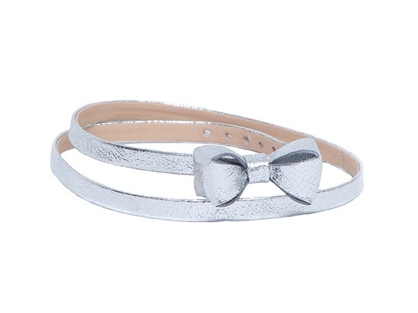 3D BOWARGENTO SILVER ADOROTE BELT3