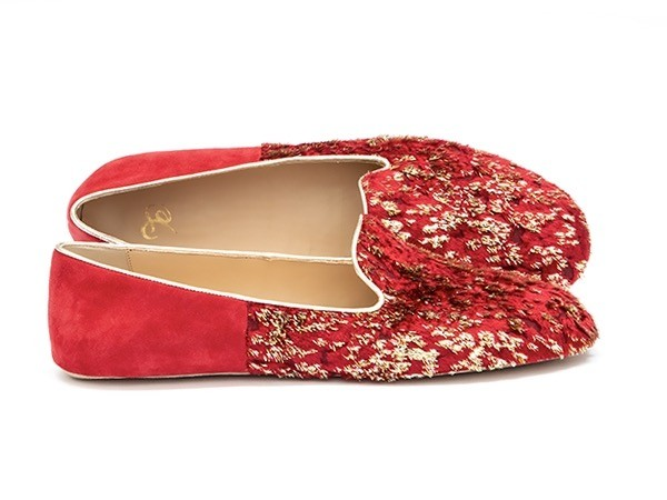 W2.TW Red diamond adorote slippers4