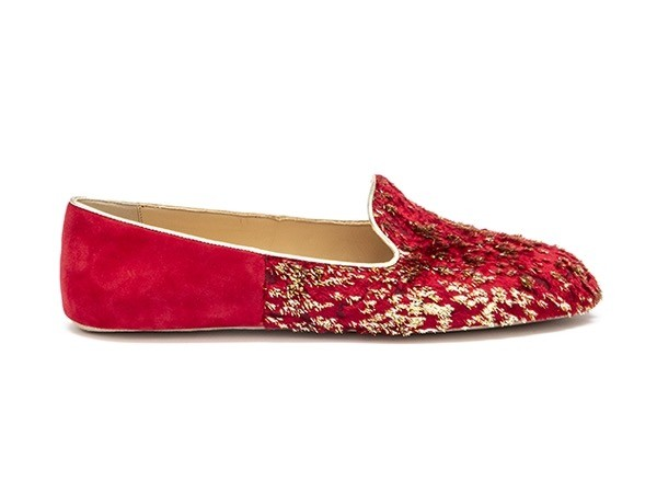 W2.TW Red diamond adorote slippers3