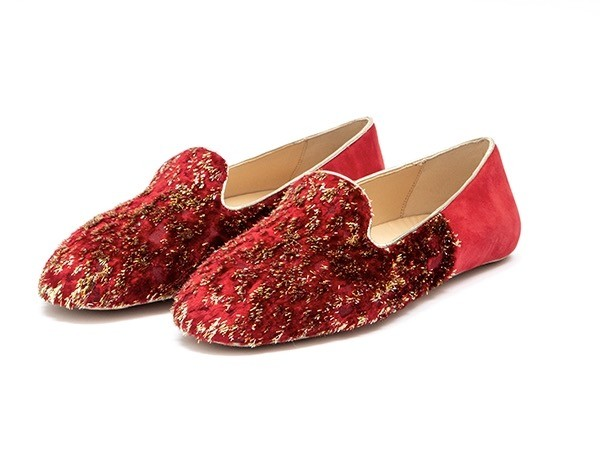 W2.TW Red diamond adorote slippers2