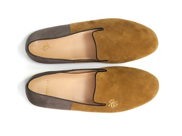 MLUCKY SCARABEO senape  adoroTe slippers5
