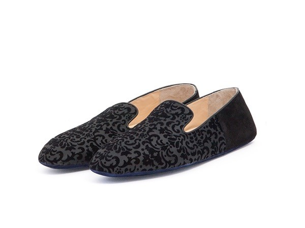 MRodrigo TW nero black man adoroTe slippers3
