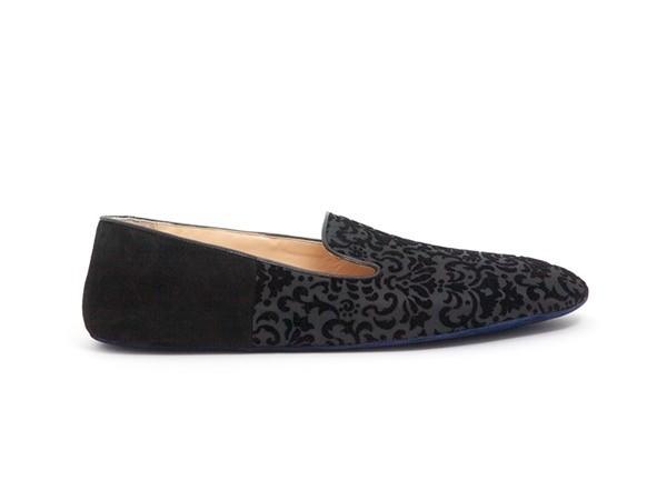 MRodrigo TW nero black man adoroTe slippers5