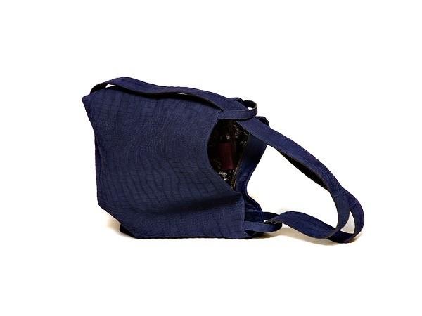 B2Z bag Adorote NBK Cocco Blue 5